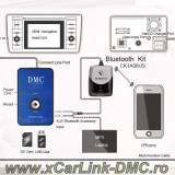DMC - adaptor mp3 USB/SD/AUX-IN pentru Honda - CD Player MP3 auto