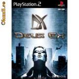 DEUS EX  (PS2) (ALVio) + sute de alte jocuri PS2 originale ( VAND / SCHIMB )