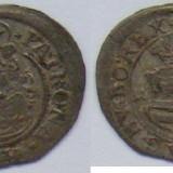 Moneda Medievala - Ungaria denar 1694 KB