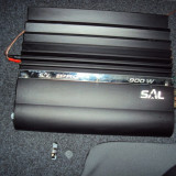 AMPLIFICATOR auto SAL PRO900 900W - Amplificator audio