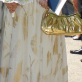Rochie de petrecere, Alb