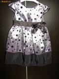 Rochie ocazie pentru fetite 12-18 luni