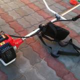 MOTOCOASA / motocositoare cu motor pe benzina 1.5 KW CU DISC SI REZERVA TAMBUR CU FIR DE GAZON