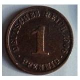 1 pfennig 1906