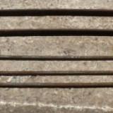 Structura metalica a tapiteriei plafonului - Fiat 850 sport