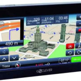 GPS GOCLEVER, Redare audio: 1, 1 TMC, Touch-screen display: 1, Kit auto: 1, Incarcator auto: 1