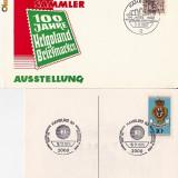 PLICURI STRAINE; GERMANIA(HAMBURG)  -MIO 43