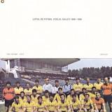 Foto Otelul Galati 1988-1989 Cornel Dinu antrenor