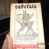 Carte de aventura - Gargantua de Rabelais