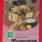 VIRGINIA NICOLAU - PREPARAREA VANATULUI