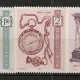 Austria 1970 - CEASURI DE EPOCA, PENDULE serie MNH B265