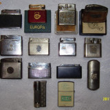Brichete benzina vechi pt colectie - Bricheta Zippo