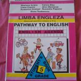 MANUAL LIMBA ENGLEZA CLASA A V A - Manual Clasa a V-a