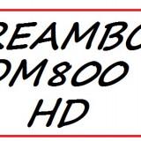 Dreambox DM 800 S HD PVR tuner BSBE2 ver.M v.2014 ss84b + Garantie 12 luni + stick wi-fi optional !!!