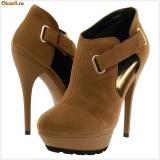100% AUTENTIC - Pantofi cu Platforma MICHAEL ANTONIO Morgan - Pantofi dama Michael Kors, Femei - Pantofi cu Toc - Pantofi Originali MICHAEL ANTONIO