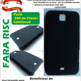 Husa Samsung C6712 Star II DUOS Case material dur MESH !!!LICHIDARE DE STOC!!!