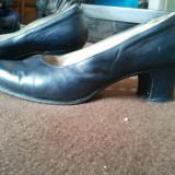 Pantofi - Pantof dama, Marime: 36.5, Culoare: Bleumarin, Bleumarin