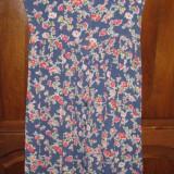 Costum populare - Rochie tiroleza, bavareza, dirndl, rochie lunga cu nasturi