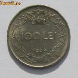 Vand 2monezi de 100lei.carol1 - Moneda Romania