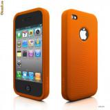 HUSA SILICON iPHONE 4 4S - more SWIRLING SERIES [O] - like more SERIES - Husa Telefon Apple