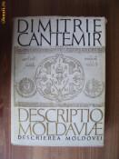 Dimitrie Cantemir - Descriptio Moldaviae foto