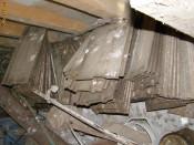 Masina de fabricat tigla din beton , 200 buc/zi foto