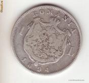 1 leu 1894 foto