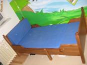 Pat copil IKEA, reglabil pe 3 dimensiuni foto