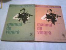 Ionel Geanta \ George Manoliu - Manual de vioara   vol.1 si 3 foto