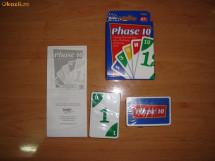 Set Joc De Carti PHASE 10 (ORIGINAL USA) foto