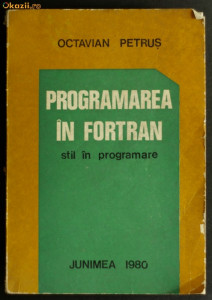 Programare in Fortran - Octavian Petrus foto