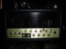 Amplificator de chitara 18W   Full lampi foto