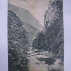 Baile Herculane - Valea Cernei, vedere / ilustrata / carte postala circulata, fara timbru
