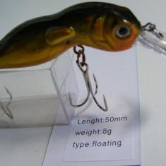 Vobler / Voblere Baracuda 50mm - Vobler pescuit