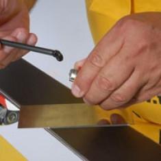 Ceara reparatie TOKO P-Tex Graphite Repair Candle Ski snowboard