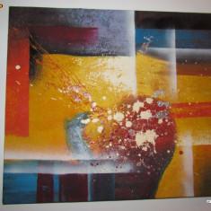 Pictura / Tablou Abstract, tema 2 deosebit !!!