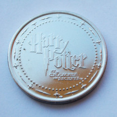 JETON FUNNY HARRY POTTER - 28 mm ** - Jetoane numismatica