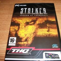 Joc S.t.a.l.k.e.r. Shadow of Chernobyl, PC, sigilat, 19.99 lei(gamestore)! - Jocuri PC Thq, Actiune, 16+, Single player