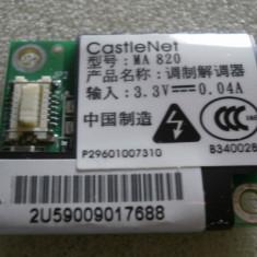 305PLU Modem intern laptop Castle Net MA 820 Fujitsu Siemens