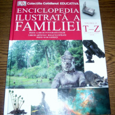 Dorling Kindersley - Enciclopedia ilustrata a familiei - Enciclopedie