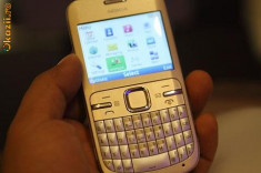 Telefon mobil Nokia C3 - Vand nokia c3 white