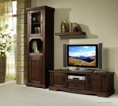 Comoda dormitor - COD 2525 Comoda TV si 2540 Turn Program MEXICAN Colonial mobila din lemn masiv Origine Brazilia