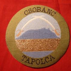 Emblema Militara Ungaria - material textil
