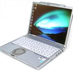 Panasonic toughbook, militare, lichide, CF-Y7 si CF-W7, c2d /2gb/wlan, 12