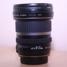 Obiectiv Canon 10-22 - Parasolar Obiectiv Foto, Baioneta