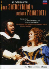 Muzica Dance - Luciano Pavarotti And Joan Sutherland - An Evening With DVD