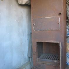 Cazan pe lemne