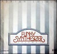 Muzica Jazz electrecord, VINIL - ADRIAN ENESCU Funky Synthesizer volum 1 disc vinyl lp muzica electronica funk