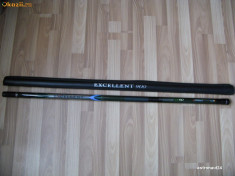 Varga / Undita Excellent FL Power Carbon 100 % 6M Pole