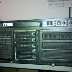 Server Intel Xeon 2.4GHz 4x512MB 3x36 GB SCSI 320
